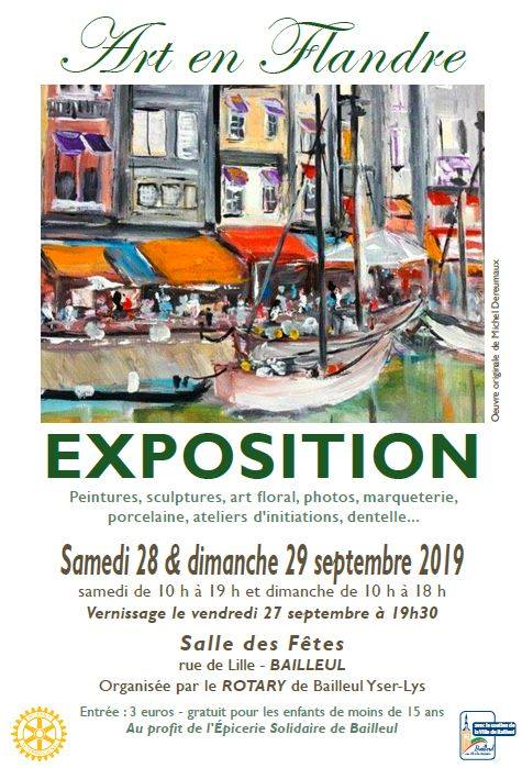 Salon l'Art en Flandre