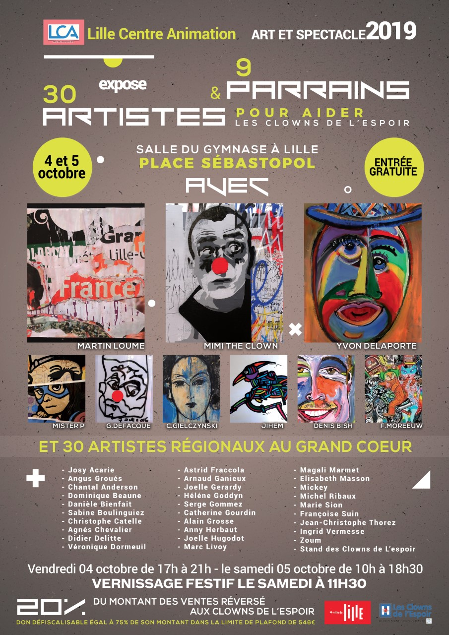Exposition Art et Spectacle